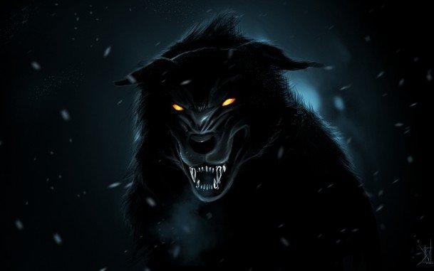 Evil Warrg 1