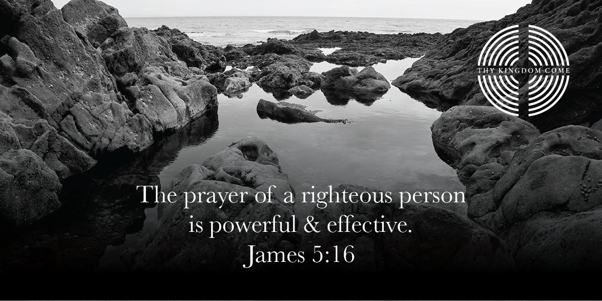 Prayer of the Righteous Man