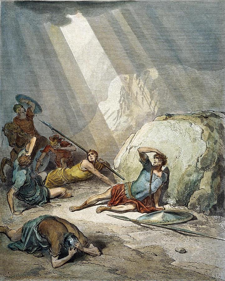 St. Paul's Conversion & Blindness